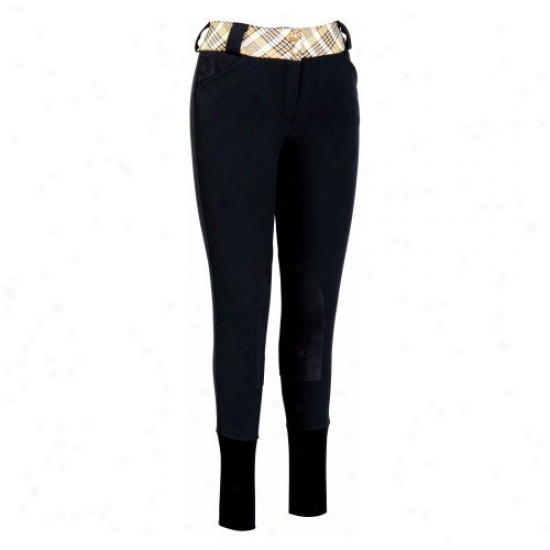 Baker Ladies Soft Shell Breeches
