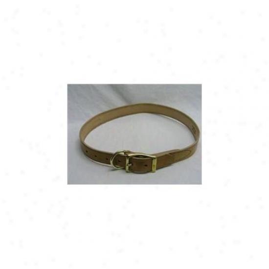 Beiler S & Supply Cow Collar Tan 1 1 2 X 42 Inch - 42