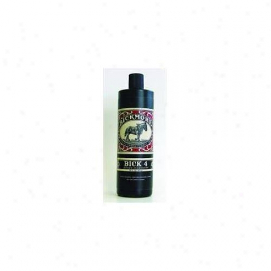 Bickmore Bick 4 Leather Conditikner 16 Ounces - 10fpr108