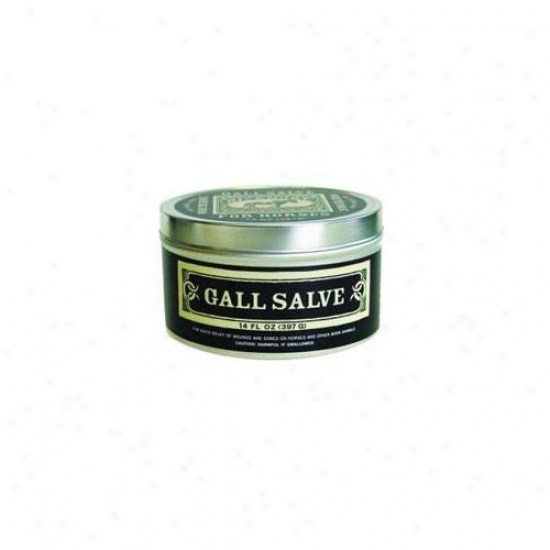 Bickmore Gall Salve 14 Ounces - 10fpm101