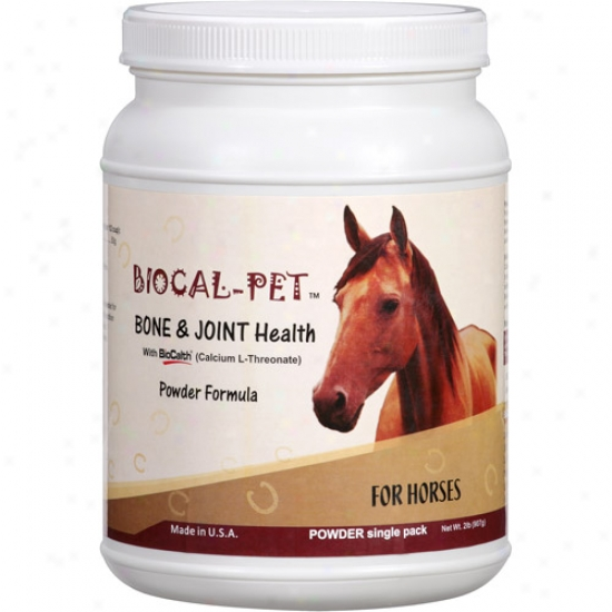 Biocal-pet Powder Form Horse Supplement, 2 Lbs