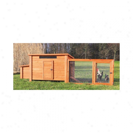 Bundle-43 Trixie Chicken Coop