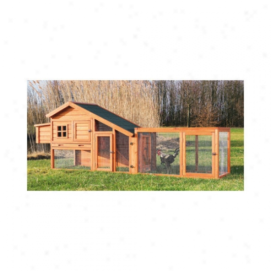 Bundle-54 Trixie Chicken Coop With View