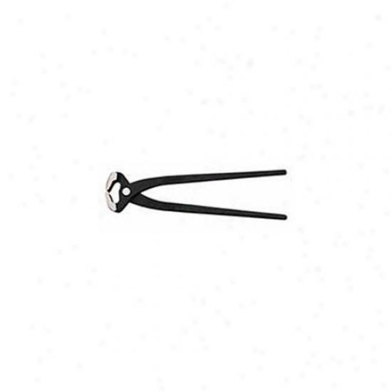 Campbell Diamond Nichon P Hoof Nipper Black 10 Inch - Gg010hn