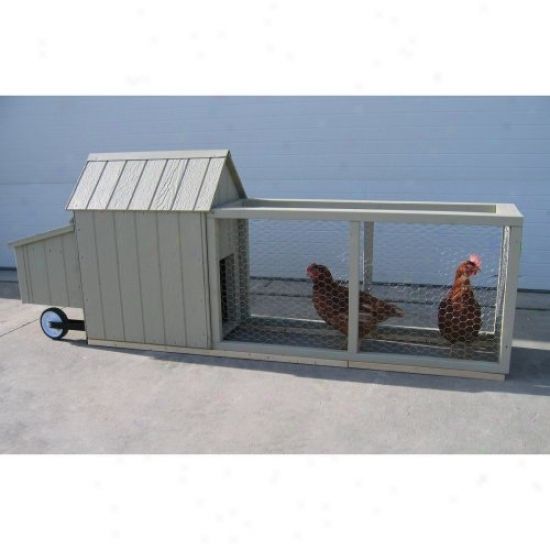 Cor nRow Chicken Coop