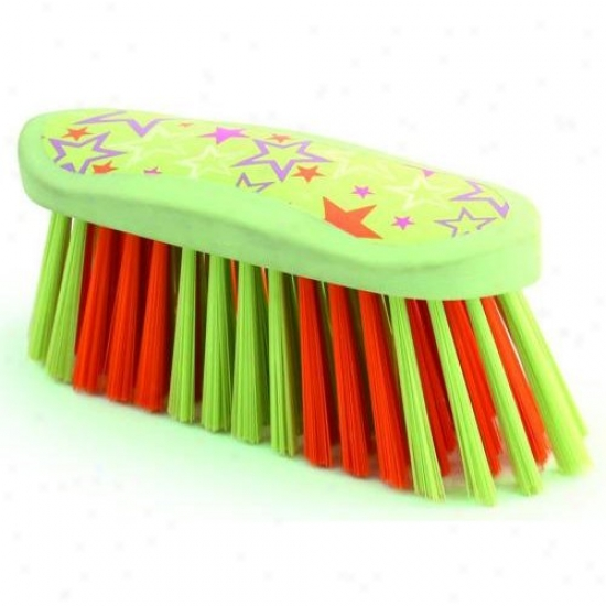 eDsert Equestrian 2375-3 Luckystar Dandy Brush
