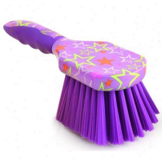 Abandon one's post Equestrian 2395-2 Luckystar Bucket Brush