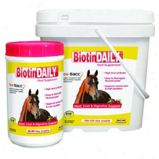 Durve5 001-0028 Biotindaily Hoof Supplement