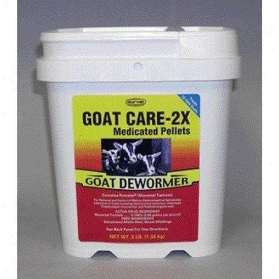 Durvet 001-0311 Goat Care 2x Wormer