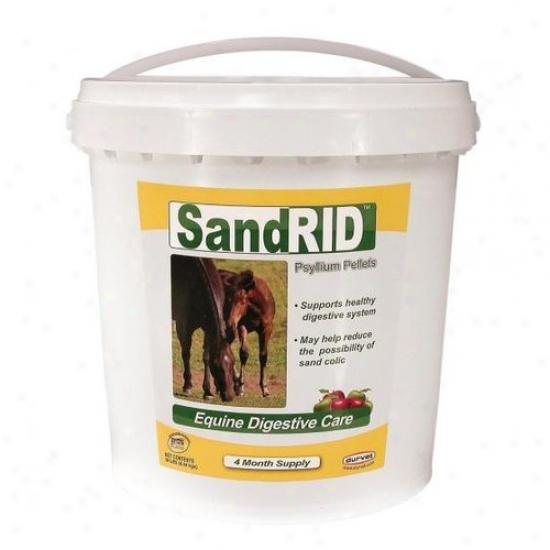 Durvet 001-0721 Sandrid Psyllium Pellets