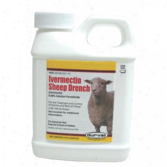 Durvet 001-1067 Ivermectin Sheep Physic
