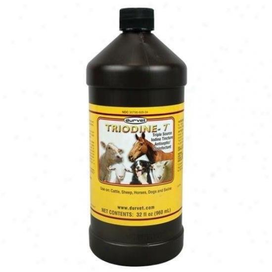 Durvet 001-1809 Triodine-7