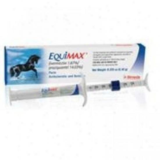 Durvet 001-1equ024 Equimax Paste Bulk Boxed