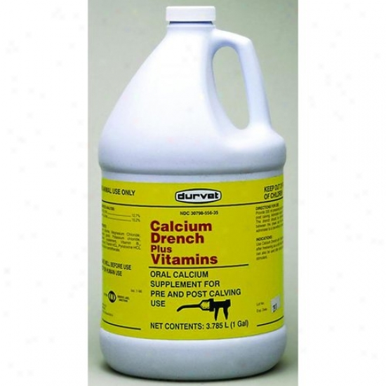 Durvet 01 0254 Calcium Drench + Vitamins
