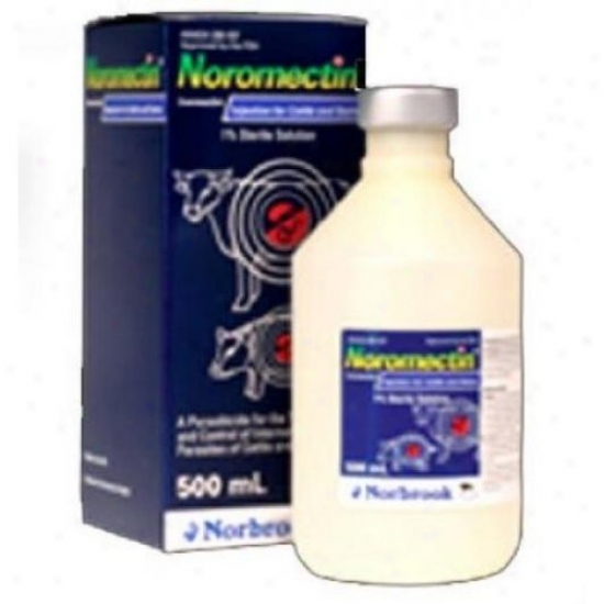 Durvet 01-1051/001-11078 Noromectin Injection