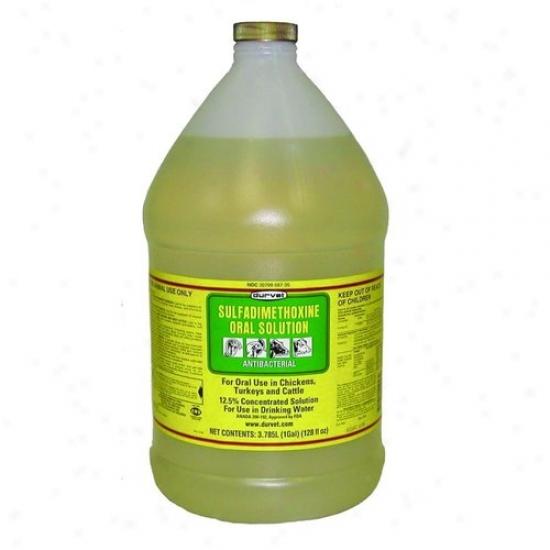 Durvet 01 1957 Sulfadimethoxine 12.5%