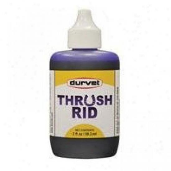 Durvet 011-51110 Thrush Rid