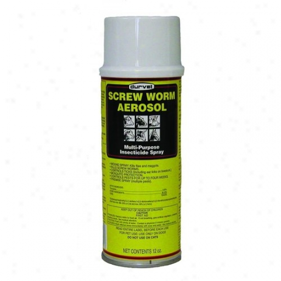 Durvet 03-1113400 Screw Worm Aerosol