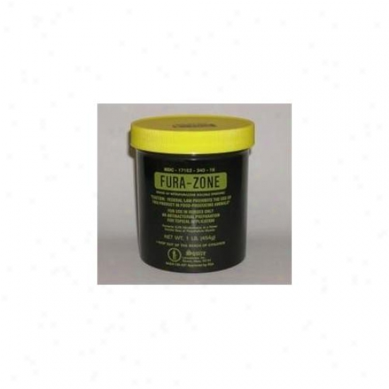 Durvet Equine Fura-zone Soluble Dressing 1 Pound - 01 1111323