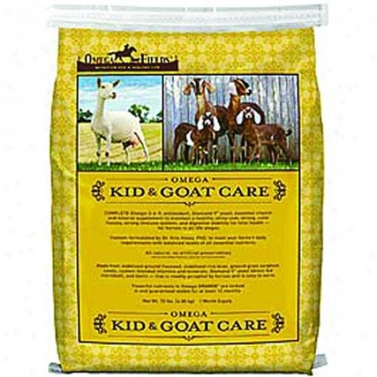 Enreco 087-00023 Omega Kid And Goat Care