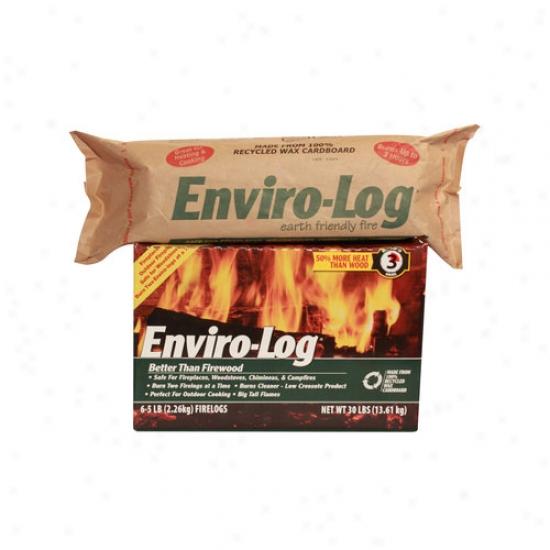 Enviro-log Inc 26941 Firelog -