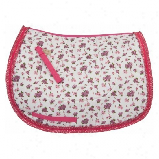 Equine Couture Bindia Pony Saddle Pad