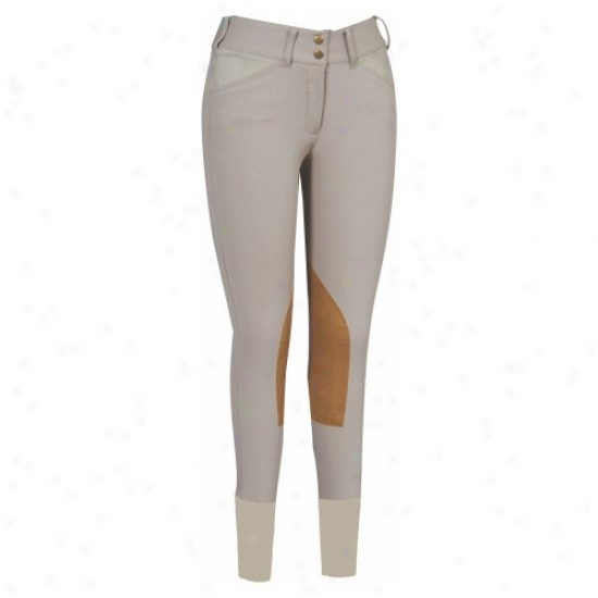 Equine Couture Childrens Coolmax Champion Breeches
