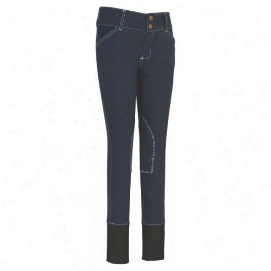 Equine Couture Childrens Sportif Natasha Breeches