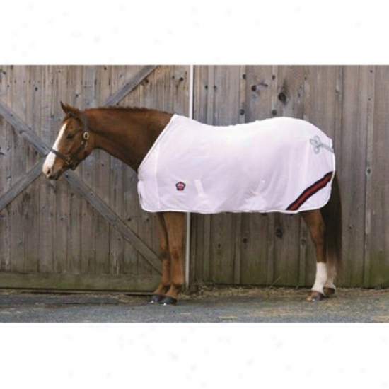 Equine Couture Horse Regal Scrim Sheet