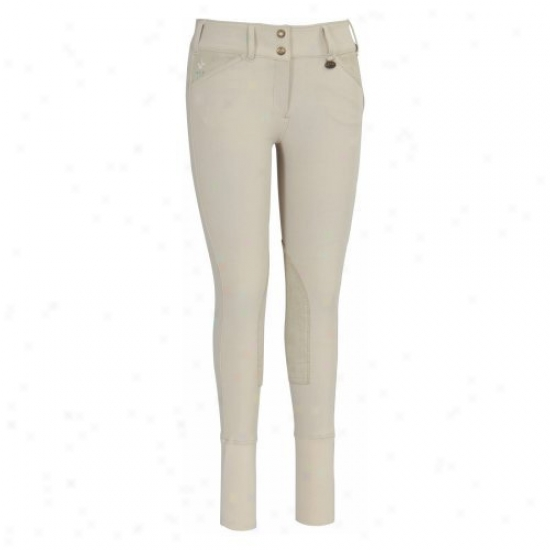 Equine Couture Ladies Ds Breeches