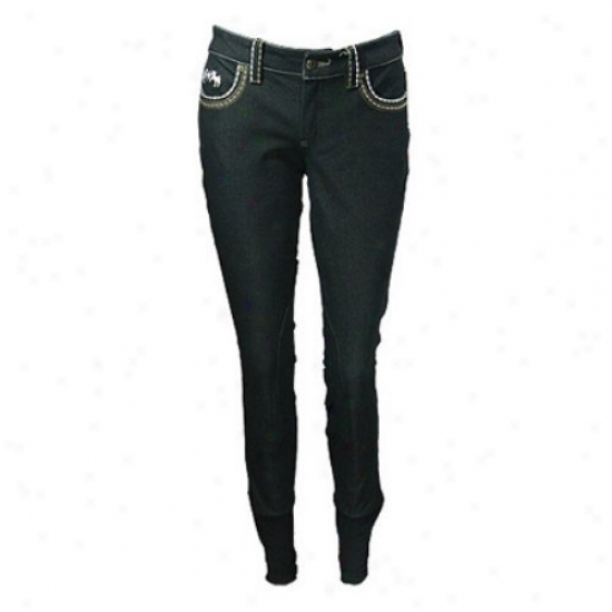 Equine Couture Ladies Jessie Knee Patch Breeches