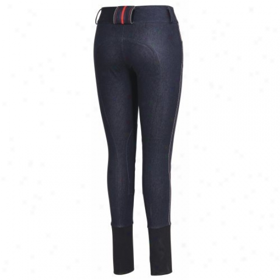 Equin3 Couture Ladies Regatta Jeans
