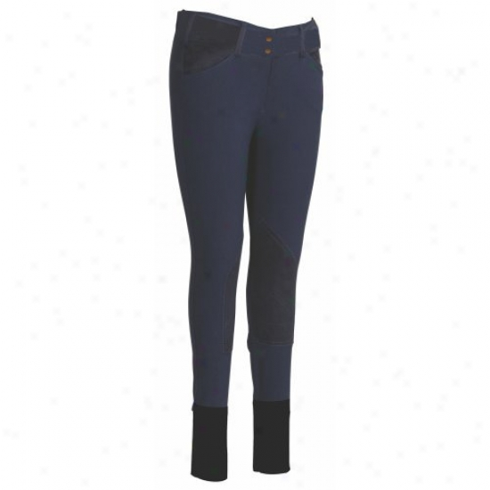 Equine Couture Ladies Sportif Breeches