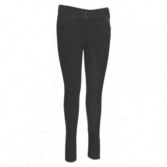 Equuine Couture Ladies Sportif Full Seat Breeches