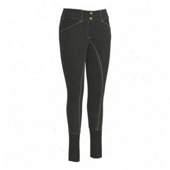 Esuine Couture Ladies Sportif Natasha Saturated Seat Breeches