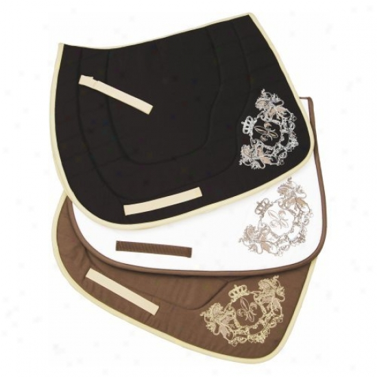 Equine Couture Support Heritage All Purpose Saddle Pad