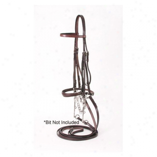 Equiroyal Quite Weymoith Show Bridle