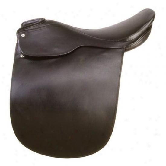Equiroyal Liberty Lane Fox Smooth Saddle