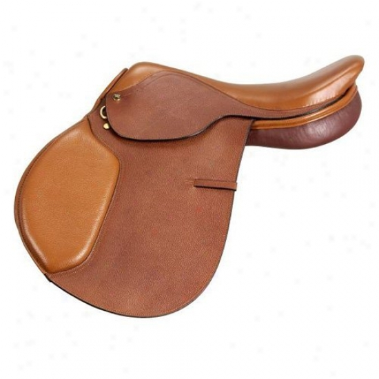 Equiroyal Regency Close Contact Padded Wave Saddle