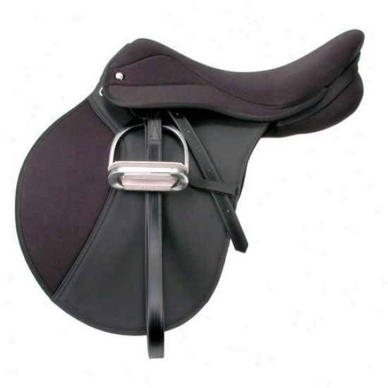Equiroyal Wide Tree Pro Am All Purpose Saddle