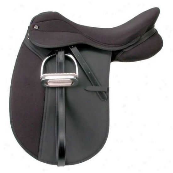 Equiroyal Wide Tree Pro Am Dressage Saddle