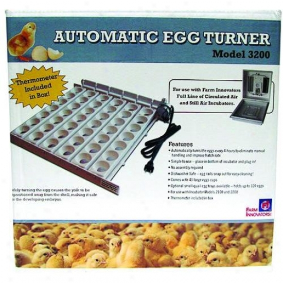 Farm Innovators 3200 Automatic Egg Turner