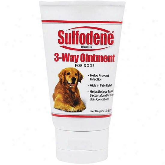 Farnam 100502457 Sulfodene 3 Way Ointment