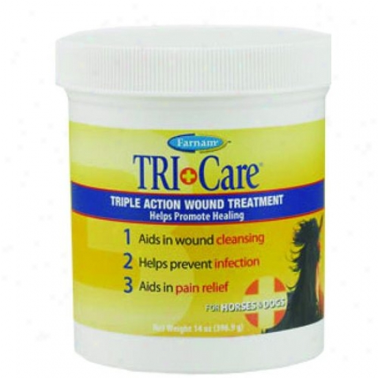 Farnam 100505790 Tri-care Wound Treatment