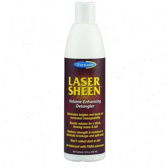 Farnam 100505791 Laser Sheen Volume-enhancing Detangler