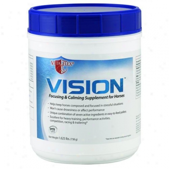 Farnam 100505812 Vision Focusing And Calming Supplement Pellets