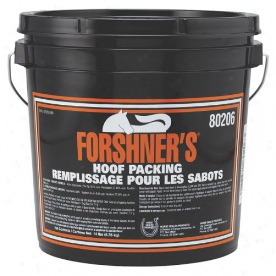 Farnam Forshners Medicated Hoof Pack