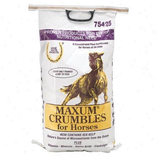 Farnam Horse Health Maxum Crumble