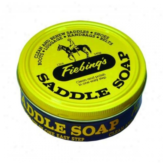 Fiebing 088-20015/soap81t01 Saddle Soap Paste
