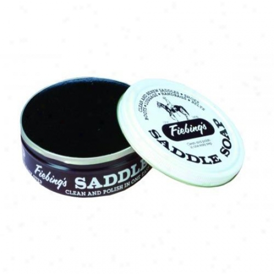 Fiebing 088-20019/soap01t01 Saddle Soap Paste